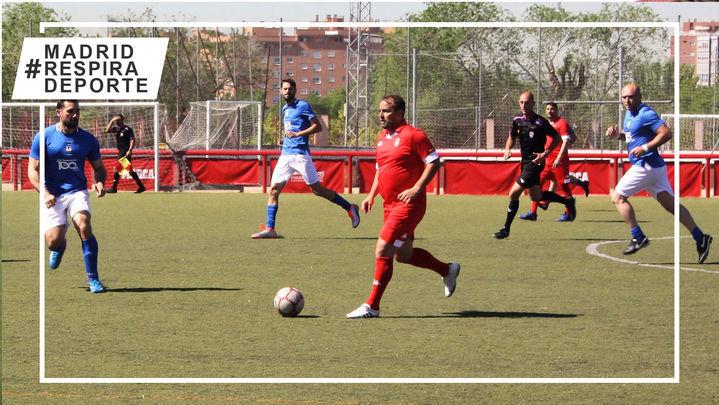 Nace la liga federada de fútbol 11 de veteranos desde 35 años