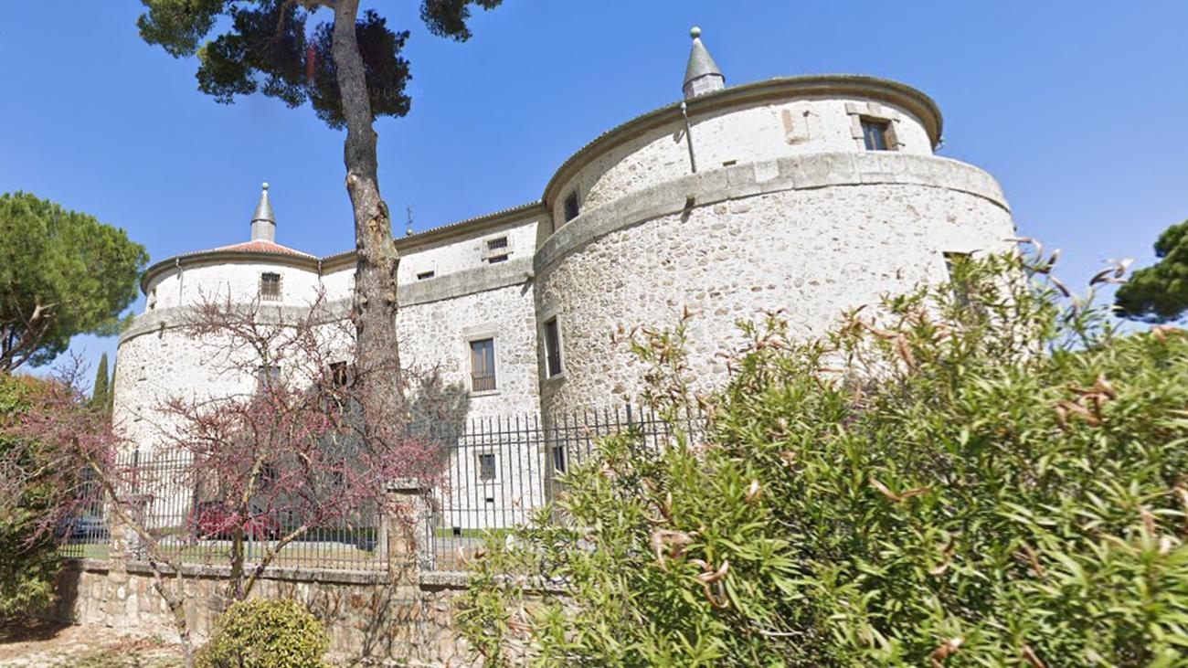 El castillo de Villaviciosa de Odón se podrá visitar en la Semana de la Arquitectura