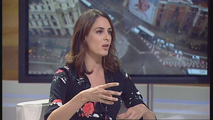 Rita Maestre, portavoz de Más Madrid en el Ayuntamiento de Madrid