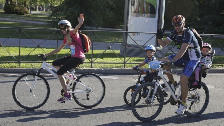 La semana de la movilidad de Leganés quiere llenar de bicicletas las calles