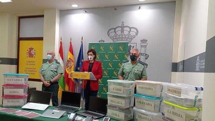 Detenidas 21 personas por estafar a cerca de 600 personas vulnerables con la venta de enciclopedias