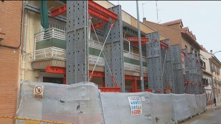 Comienza el realojo de 23 familias de San Fernando de Henares afectadas por las obras de la línea 7B de Metro