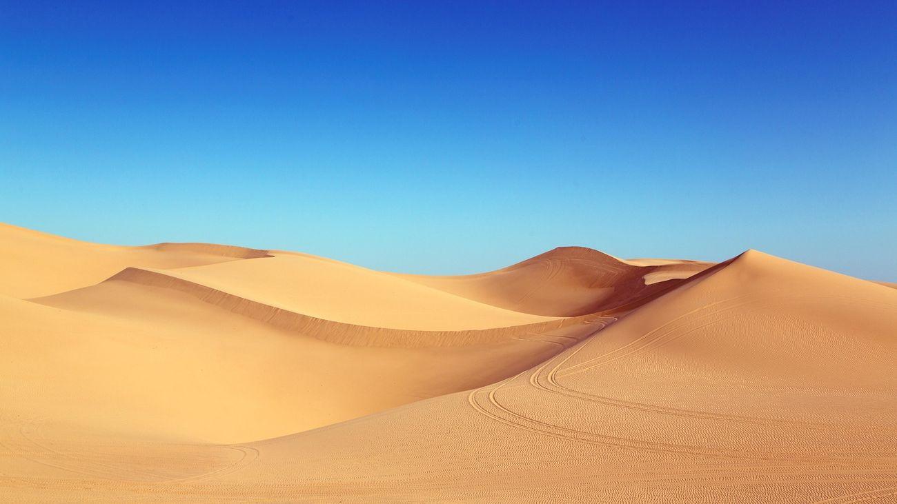 ¿En qué continente está el desierto del Sahara?