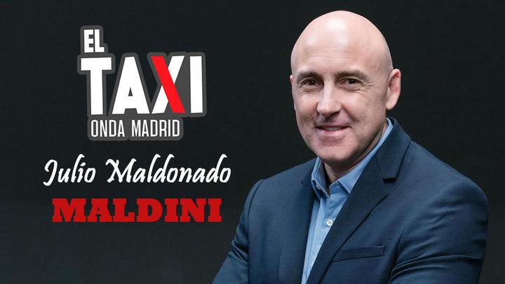 El Taxi de Maldini. Historia de una adicción