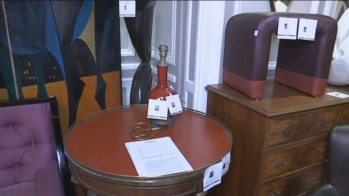 El Hotel Villa Magna subasta objetos utilizados por estrellas como Lady Gaga o Brad Pitt