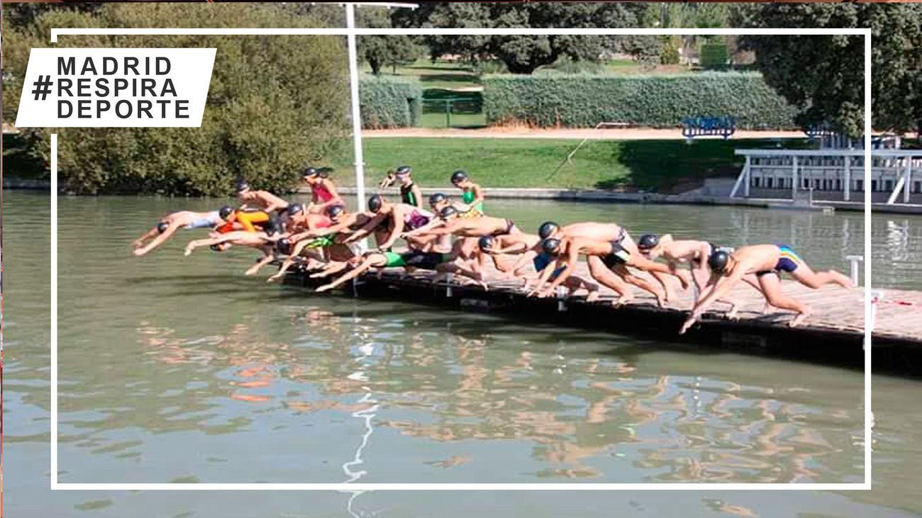 El 25 de septiembre se celebra la travesía del Club Encinas de Boadilla