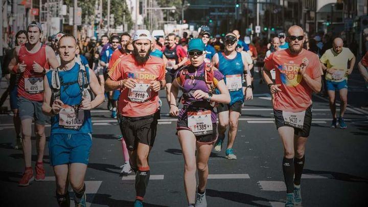 Estos son los recorridos del Maratón de Madrid