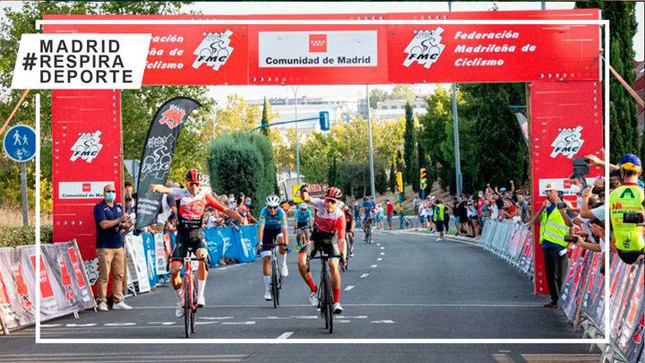 José Antonio Cavero y Aitor Lucas se adjudican el Trofeo Fiestas de Fuenlabrada