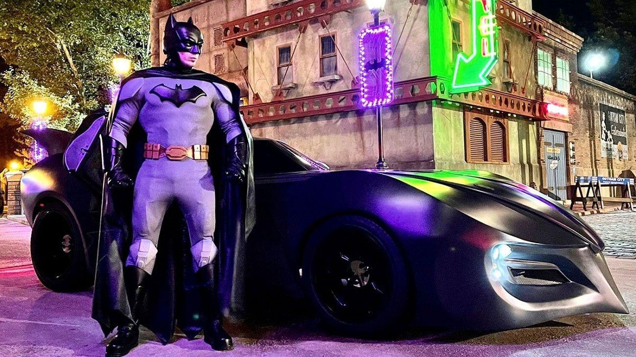 Parque Warner celebra este sábado el 'Batman Day'