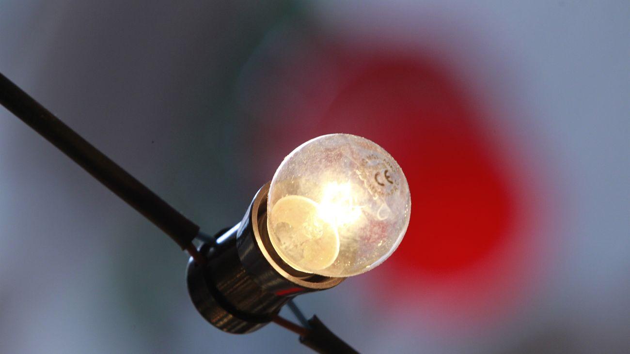 El precio de la luz bate este sábado su récord histórico en fin de semana