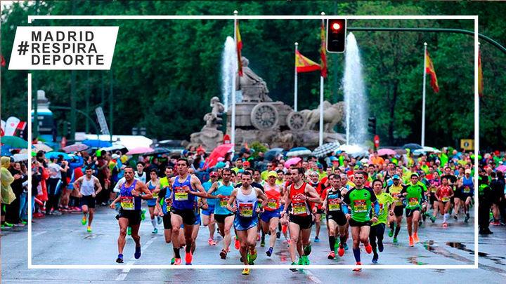 Guía del Maratón de Madrid 2021