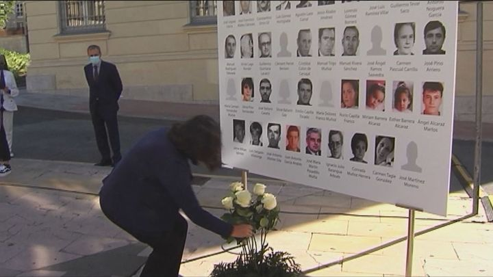 La AVT mantiene sus homenajes a las víctimas de ETA