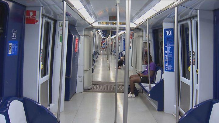 El incremento del precio de la luz representaría para Metro un sobrecoste anual de 45 millones de euros