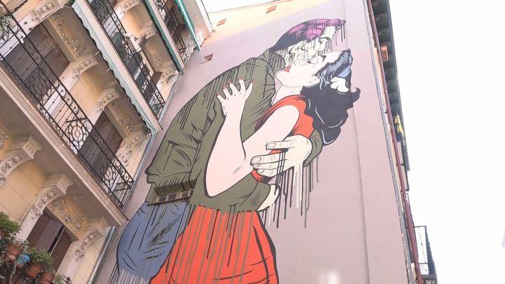 Recorremos Lavapiés para conocer los murales del barrio
