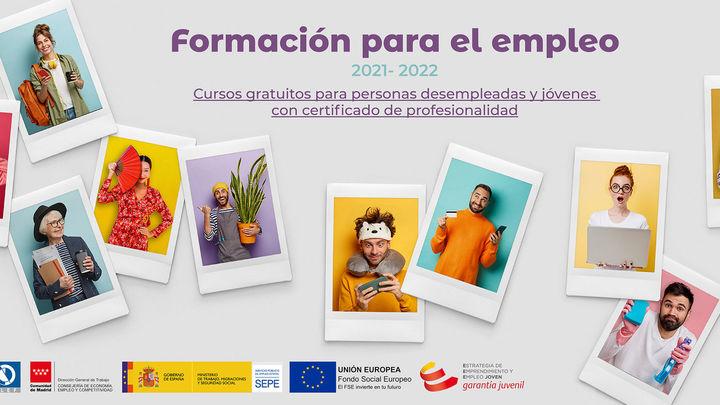 ALEF Getafe ofrecerá siete cursos gratuitos para jóvenes desempleados