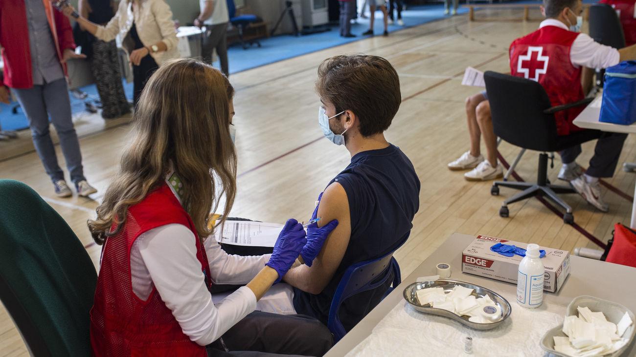 Madrid entra en riesgo bajo de contagio y regresa a niveles de incidencia acumulada de julio de 2020