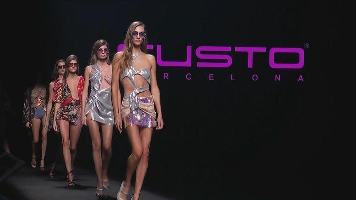 Custo Barcelona deslumbra con la colección más extensa en Madrid Fashion Week