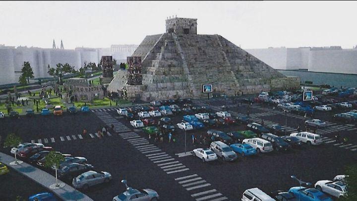 Nacho Cano anuncia que no habrá pirámide azteca en Hortaleza