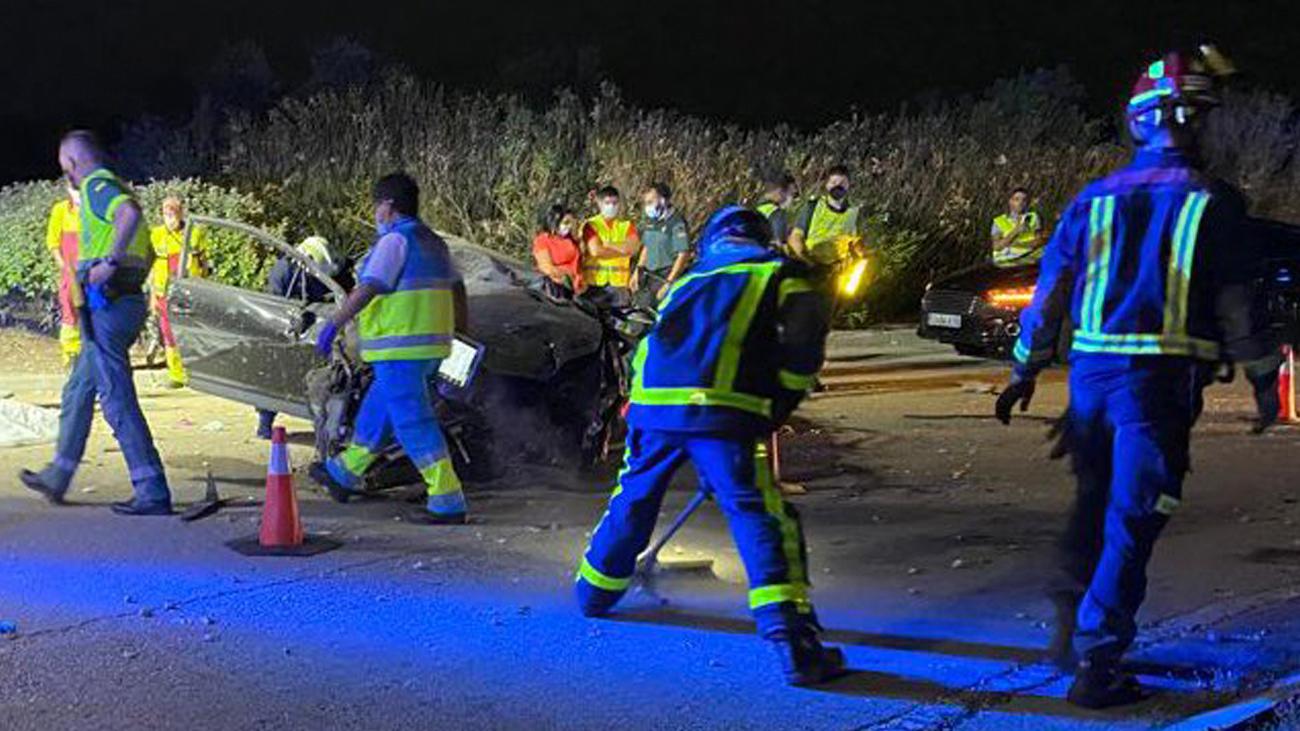 Un joven de 30 años muere en un accidente de tráfico en San Martín de la Vega