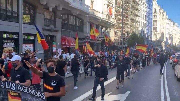Sanción de 600 euros para cada uno de los dos convocantes de la marcha homófoba en Madrid