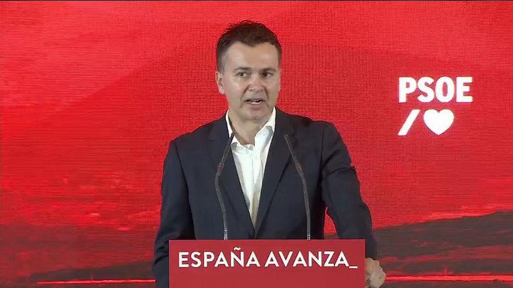 """El PSOE acusa a Casado de """"irresponsable"""" y de """"hacer daño a España"""" con sus declaraciones"""