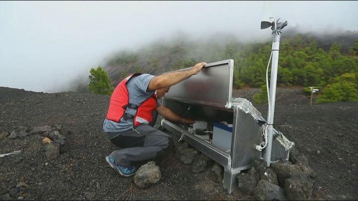 Una semana de terremotos en La Palma que hacía prever lo que iba a pasar