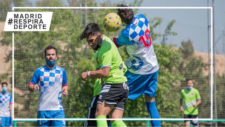 Ha vuelto el fútbol a los barrios, pueblos y ciudades de Madrid