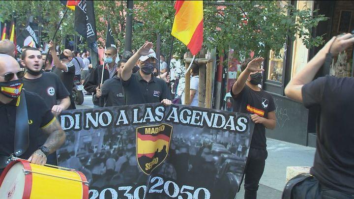 La Fiscalía  investiga un posible delito de odiodurante la marcha homófobade Chueca
