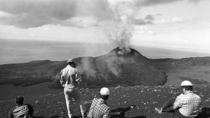 Las otras erupciones volcánicas en las Islas Canarias
