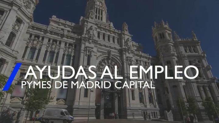 Ya se pueden solicitar las ayudas a la contratación en el Ayuntamiento de Madrid