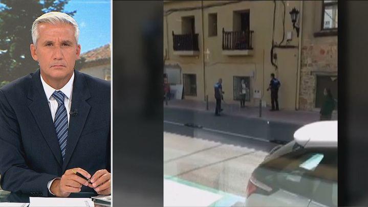 Conmoción en El Molar tras la nueva agresión de Noelia de Mingo