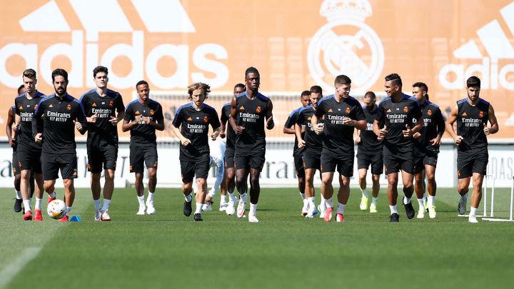 Las bajas amenazan al Real Madrid