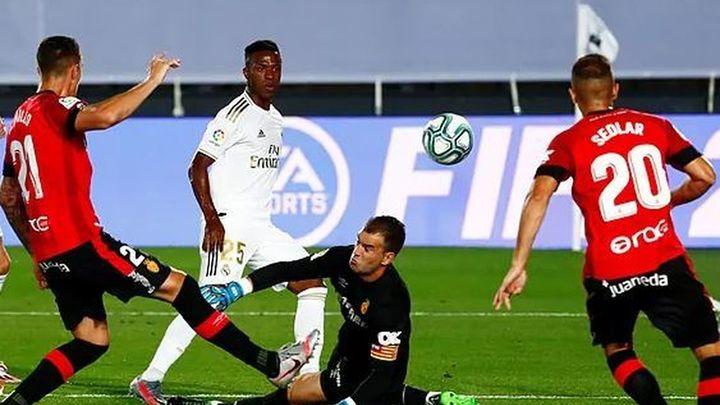 El Real Madrid mide su fondo de armario ante el Mallorca