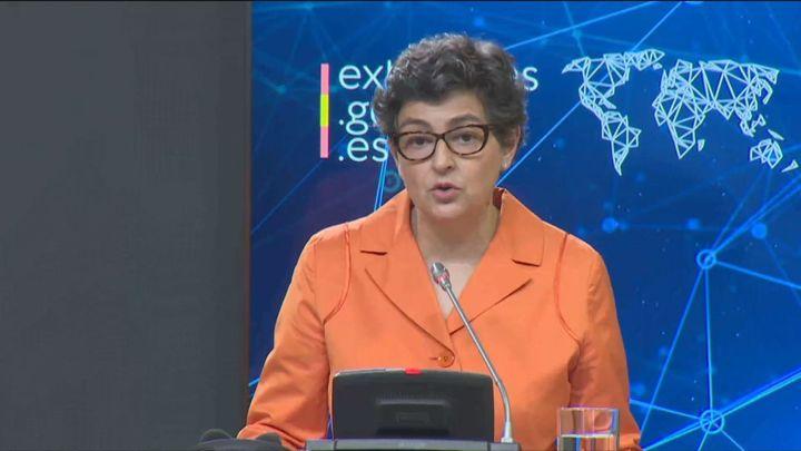 El juez que investiga la entrada de Ghali en España cita como investigada a la exministra González Laya