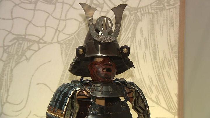 Espacio CentroCentro expone cuatro siglos de la  vida y cultura  de Japón