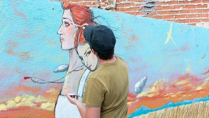 El arte urbano, protagonista en Alcalá de Henares este fin de semana