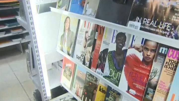 'La Boutique de la prensa' de Chamberí, un quiosco único en el mundo en el corazón de Madrid