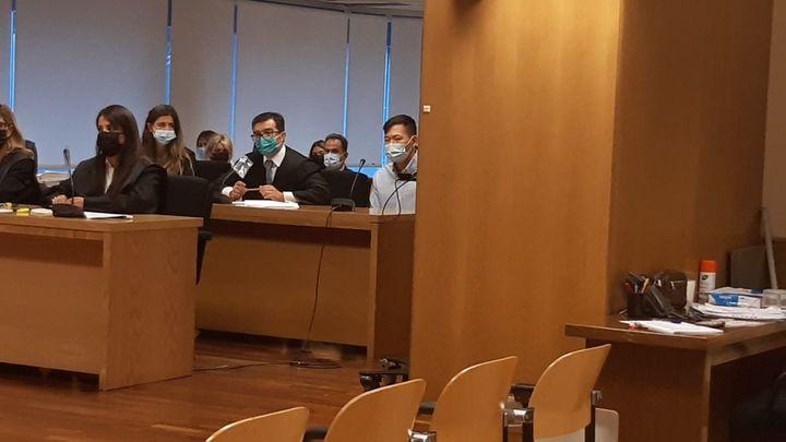 La familia de Víctor pide justicia y rompe a llorar en el juicio al kamikaze de la M-50