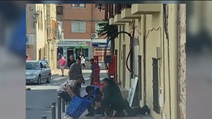 La rápida respuesta de los vecinos de El Molar ante la agresión de Noelia de Mingo evitó una tragedia mayor