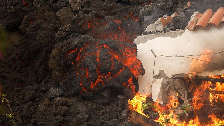 El Gobierno activa el Consorcio de Compensación de Seguros para ayudar a los afectados por el volcán