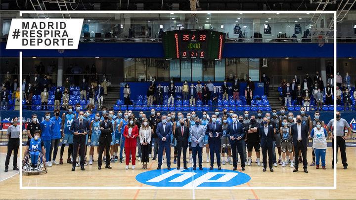 Estudiantes presenta a sus equipos masculino y femenino