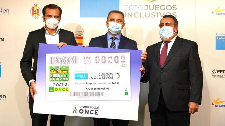 """Los I Juegos Inclusivos, que se verán en La Otra, se presentan como """"una lección de vida"""