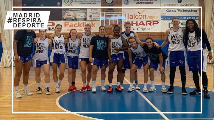 Estos son los fichajes del Baloncesto Leganés para afrontar la Liga Femenina