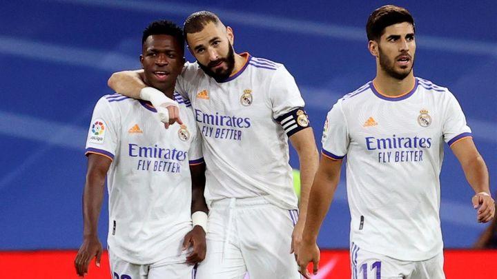 6-1. Asensio y Benzema ponen la fantasía ante el Mallorca