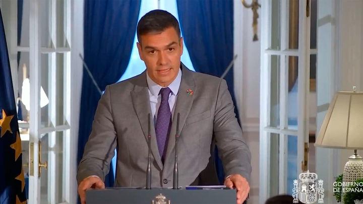 """Sánchez evita aclarar si autorizó la entrada de Ghali: """"El Gobierno actuó conforme a la ley"""""""