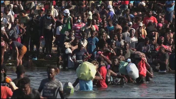 ACNUR acusa a Estados Unidos de incumplir obligaciones internacionales ante el éxodo de haitianos