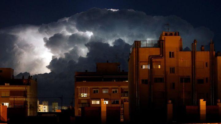 El otoño se estrena con una DANA que está causando daños en Andalucía