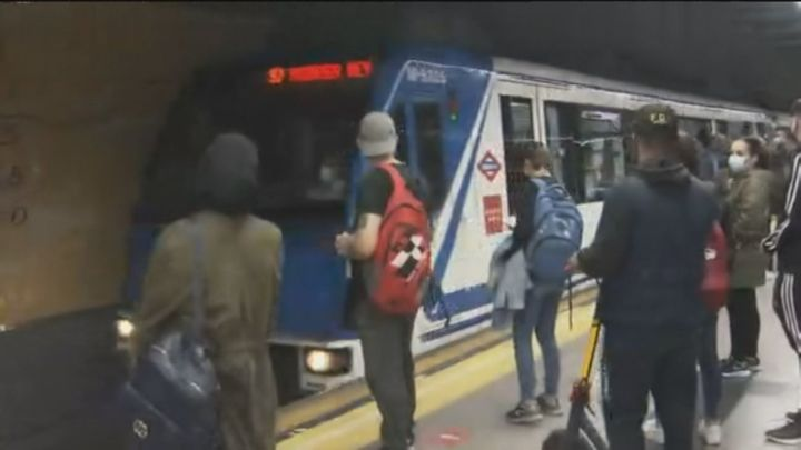 Reabierto ya el tramo de Metro de Madrid de la línea 9 entre Arganda del Rey y La Poveda
