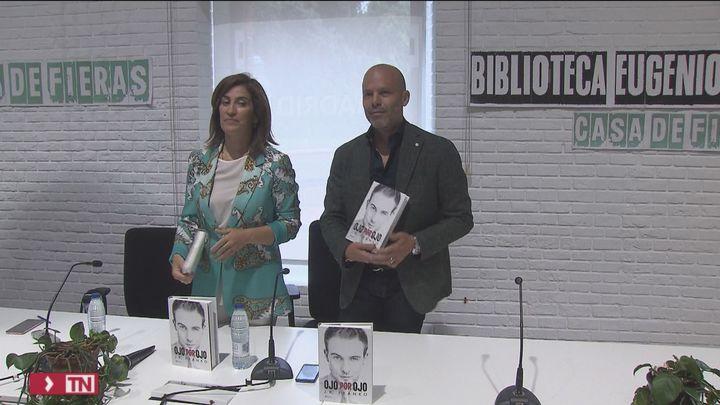 J.K. Franko presenta 'Ojo por ojo' en la Feria del Libro de Madrid