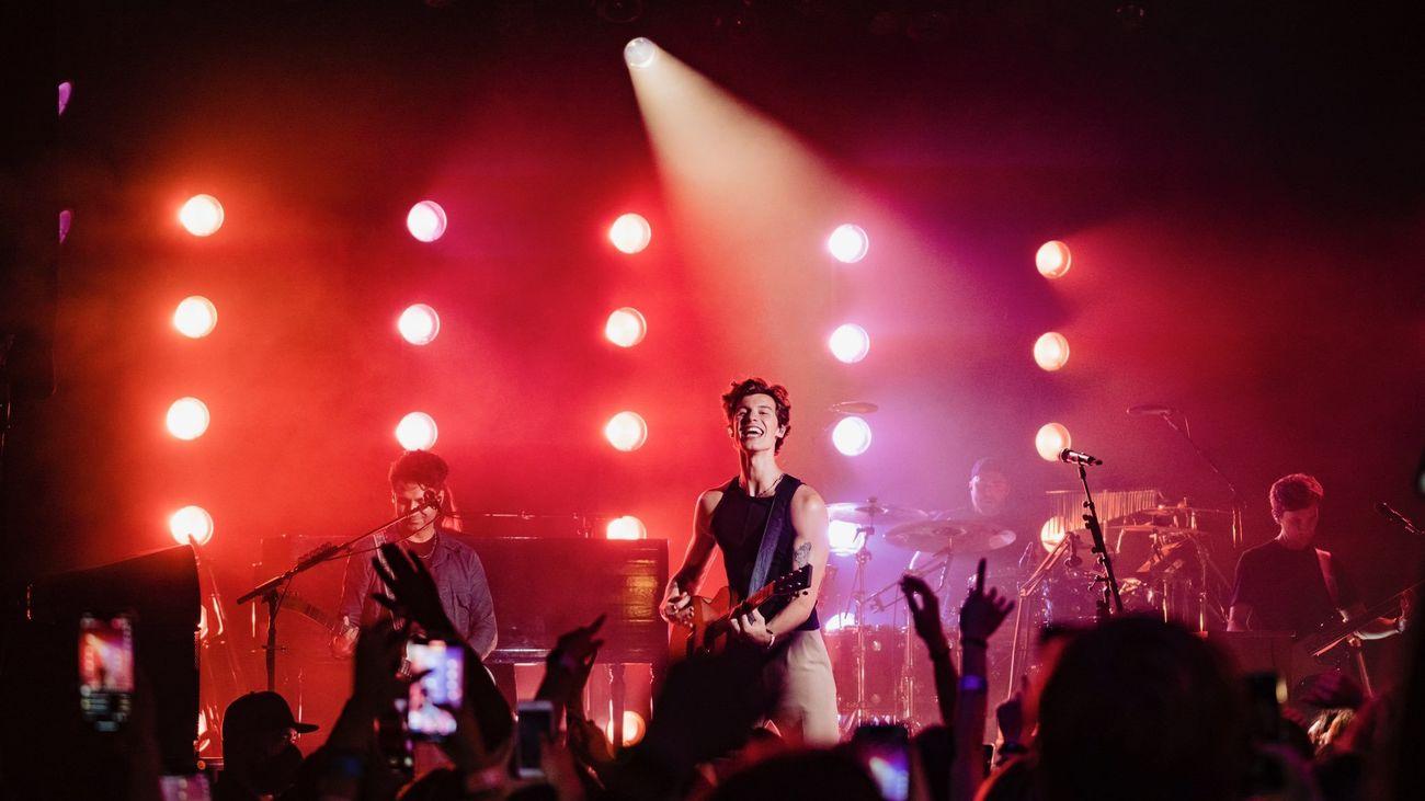 Shawn Mendes dará un concierto en Madrid en su gira mundial de 2022